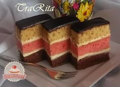 Angol szelet Tart, Cake Recipes, Caramel, Cheesecake, Oreo, Chocolate, Food, Sticky Toffee, Candy