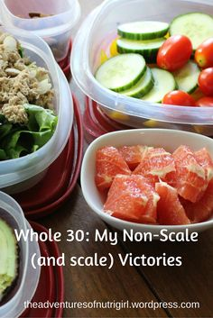 So for those who have followed the blog for a little while, you know that I started my Whole 30 a month ago. Today is officially Day 31! I am very excited to say that I managed to get through the w…