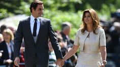 From Donna Air to Roger Federer. Some Pictures of Guests Who Attended Pippa Middleton's W