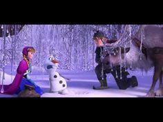 ▶ DIE EISKÖNIGIN - VÖLLIG UNVERFROREN - Filmclip - Keine Erfahrung mit Hitze - Disney - YouTube