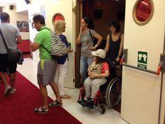 24/07: En esta tercera jornada de visitas al Teatro Casino Liceo fueron unas 40 personas las que se apuntaron para descubir este emblematico edificio y su historia.