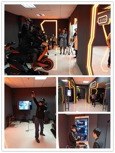 News Star Citizen, Vr Room, Interactive Exhibition, Virtual Reality Games, Youth Games, Ready Player One, Retail Design, Store Design, Game Room