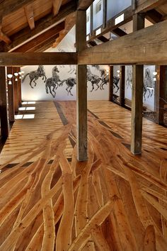 Unusual Wood Flooring Ideas Woodworking ideas Neat Floors