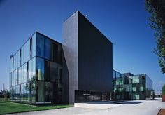 baumschlager eberle: Administration Building Saeco