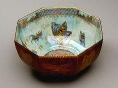 Bowl DAISY MAKEIG-JONES (ENGLISH, 1881–1945)  JOSIAH WEDGWOOD & SONS LTD. (BRITISH, b. 1759–PRESENT) C. 1914-1931