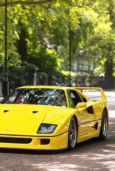 Ferrari F40 If You Like What You See Follow Me, 4 Way More On #Cars!¡!