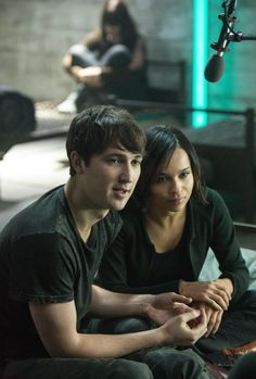 They're so cute. They're relationship in the movie wasn't as big as in the books, but it was still there enough :)
