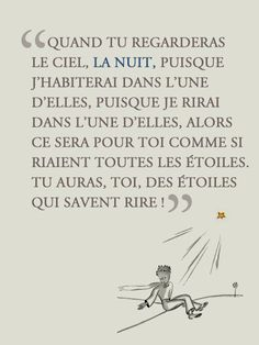 Antoine de Saint-Exupéry - Le Petit Prince Book Quotes, Words Quotes, Me Quotes, Sayings, French Words, French Quotes, Love Words, Beautiful Words, Petit Prince Quotes