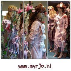 GroteMatenMode.com: Myrjo, artistieke grote maten damesmode. Winkel en online verkoop