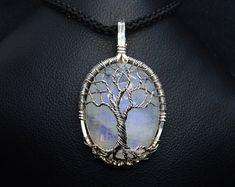Tree of life Tree Necklace, Pendant Necklace, Tree Of Life, Pendants, Unique, Handmade, Etsy, Jewelry, Hand Made