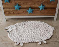 Vivero Pom Pom alfombra alfombras alfombra de por PomPomMyWorld