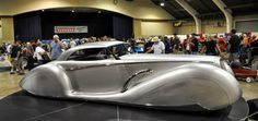 """1938 Delaheye from Figoni and Falaschi The """"AQUARIUS"""" Namen customized Car from James Hetfield and Rick Dore"""