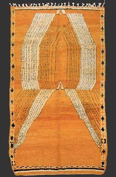pile rug, Beni Mellal region, western Middle Atlas foothills, Morocco, 350 x 190 cm x Shag Carpet, Rugs On Carpet, Morrocan Rug, Textile Fiber Art, Prayer Rug, African Textiles, Berber Rug, Woven Rug, Oriental Rug