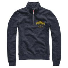 The M Den - League Collegiate Outfitters University of Michigan Ladies H