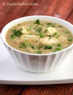 The word 'Shahi' is immediately associated with rich, fat-laden and royal Subzis. Here is a healthier version of the same, made with well-chosen ingredients and slight modifications to the cooking style. You will be surprised to note it retains the royal flavour! To maintain the richness and the taste of this Shahi subzi I have used low-fat milk and 1 tablespoon of cashewnut paste.