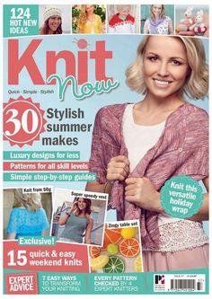 Knit now N°37 Trié