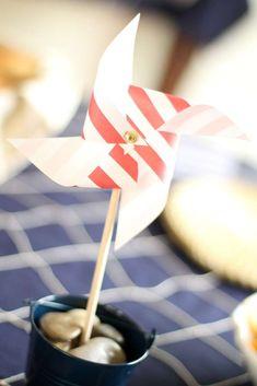 Nautical Birthday Party Ideas | Photo 1 of 16