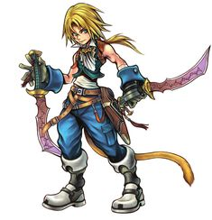 Zidane Tribal - Dissidia: Final Fantasy