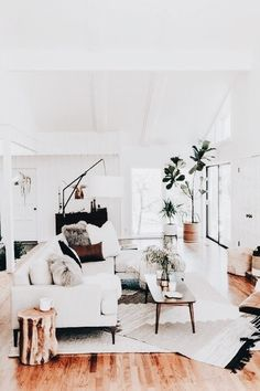 Find out why modern living room design is the way to go! A living room design to make any living room decor ideas be the brightest of them all. Cozy Living Rooms, My Living Room, Home And Living, Living Room Furniture, Living Spaces, Furniture Decor, Furniture Design, Living Area, Furniture Plans