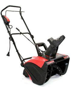 """18"""" Electric Snow Thrower"""
