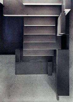 Carlo Scarpa | Olivetti Showroom #stylepark #staircases