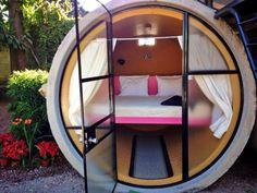 hoteis 24-Tubohotel, no México. O meu preferido!