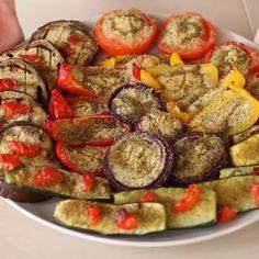 Burger Side Dishes, Veggie Side Dishes, Side Dish Recipes, Veggie Recipes, Vegetarian Recipes, Healthy Recipes, Healthy Cooking, Healthy Eating, Cooking Recipes