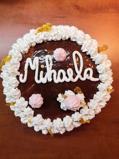 Birthday Cake, Desserts, Food, Tailgate Desserts, Birthday Cakes, Meal, Dessert, Eten, Meals