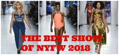 BACKSTAGE AT CHROMAT New York Fashion Week Spring Summer 2018