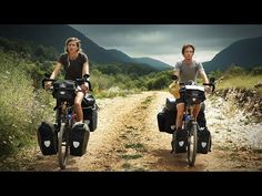 (75) The Most EPIC Bike Ride - Touring the Balkan | Cycling the World 8 - YouTube