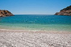 This pebbled wonderland on the Turkish Riviera:   17 Beaches So Perfect You'll Want To Cry