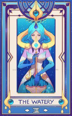 Elementalist Lux   Water   League of Legends   .Kyo.m★n.