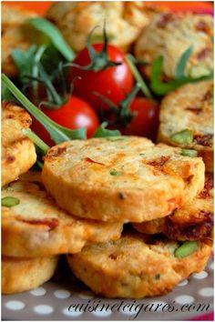 Cookies Tomates Séchées 5