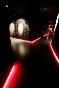 Hotel Puerta America.  Jean Nouvel's floor.