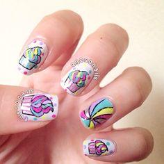 Instagram photo by eyesonails  #nail #nails #nailart