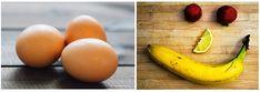 eiwitrijke bananenpannenkoek