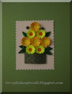 Arts And Crafts For Mothers Day To Do With Paper  Things To Make And Do Crafts And Activities For Kids The Crafty