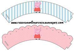 Peppa Pig: fondos, imágenes e imprimibles gratuitos. - Ideas y material gratis para fiestas y celebraciones Oh My Fiesta!