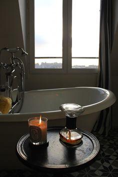 Nadine Matthieu's Apartment in Paris