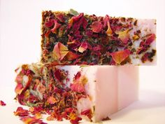 Rose soap...very much so.