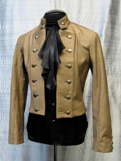 Steampunk Costumes from thrift store finds | ... Gothic Clothing, Victorian Clothing, Punk Clothing, Steampunk Clothing