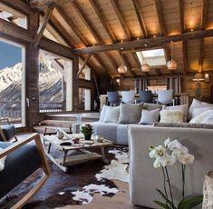The stunning Chalet Amano — Chamonix, France, Luxury Ski Chalets, Ski Boutique Chalet Chamonix, Alpine Chalet, Chalet Chic, Chalet Style, Ski Chalet Decor, Cabin Homes, Log Homes, Cottage Homes, Chalet Design