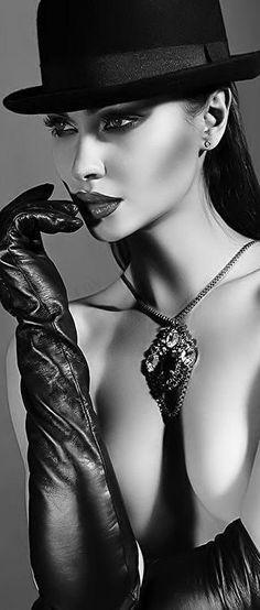 woman noir fedora - Google zoeken