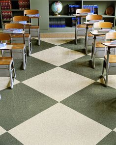 Government And Commercial Flooring Contractors. Armstrong Artifacts    Continental Flooring