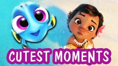 Cutest Moments from Animated Family Movies 2016 - YouTube