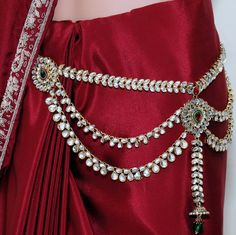 Elegant Sari Belt or Kamarband | Fashionlady