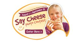 Mommie of 2: Rudi's Say Cheese Contest and Canon Powershot Camera $75 value #Giveaway 8/31