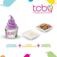 TCBY - Facebook Campaign on Behance