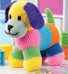 Crochet Tutorials – Crochet pattern toy, Crochet patterns – a unique product by Dmolya on DaWanda