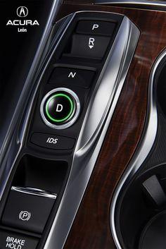 #AcuraTLX  SHIFT BY TOUCH  Ahora cambiar de velocidad o poner reversa, será tan fácil como apretar un botón con la tecnología Shift by Touch. Una funcionalidad única y exclusiva para el TLX en su clase*.   *Disponible en la versión Advance